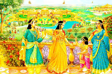 Social & Spiritual -First Glance of Golden Age - Satyug - Heaven - New World