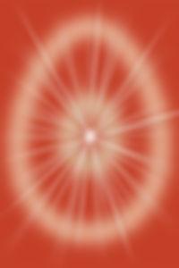 Shiv Baba light rays image - BK