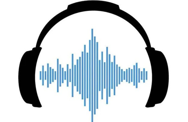 Podcast audio listen
