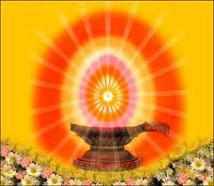 Shiv Baba Jyoti light image
