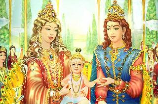 Birth of Shri Krishna in Satyug