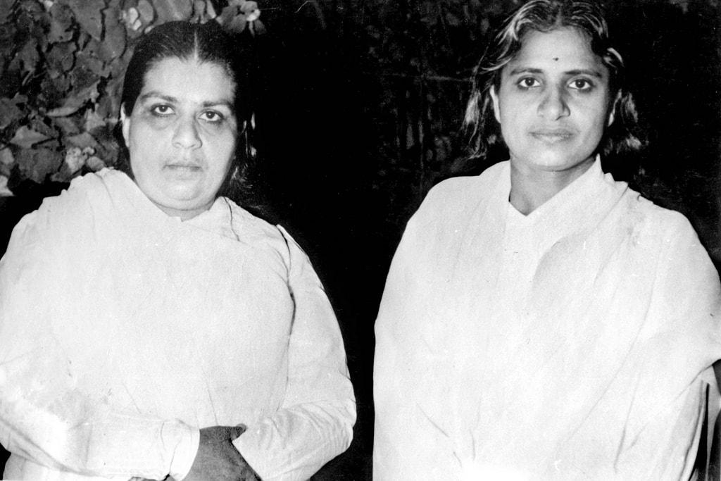 Mamma and Dadi Prakashmani -Yagya 12