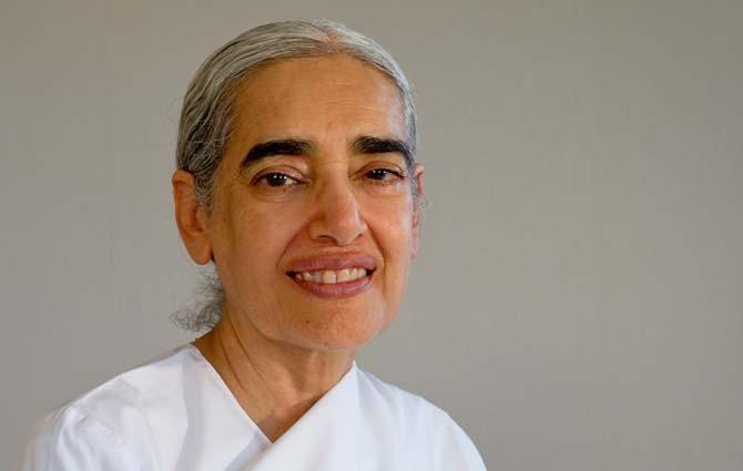 BK Sister Jayanti