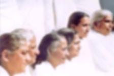 All Dadi and Didi of Yagya