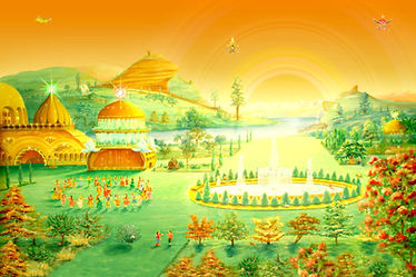 A Good Morning in Heaven - Glance of Golden Age - Satyug - New World - BK
