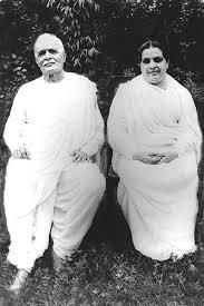 Brahma Baba and dear Mama - Royal