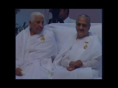 Avyakt BaapDada & Dadi Prakshmani