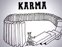 Law of Karma BK