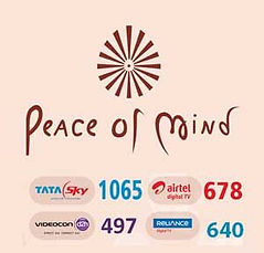 Peace of Mind TV channel number
