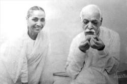 Brahma baba and Didi Manmohini