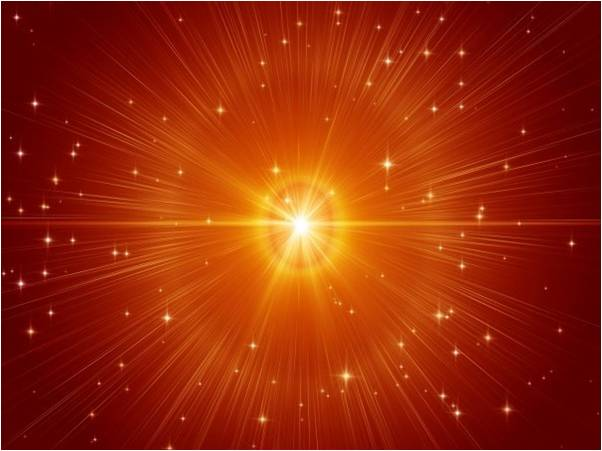 Divine point of light - Shiv baba