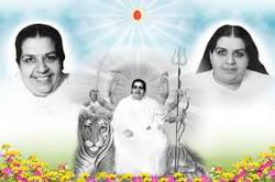 Mateshwari Jagadamba Saraswati