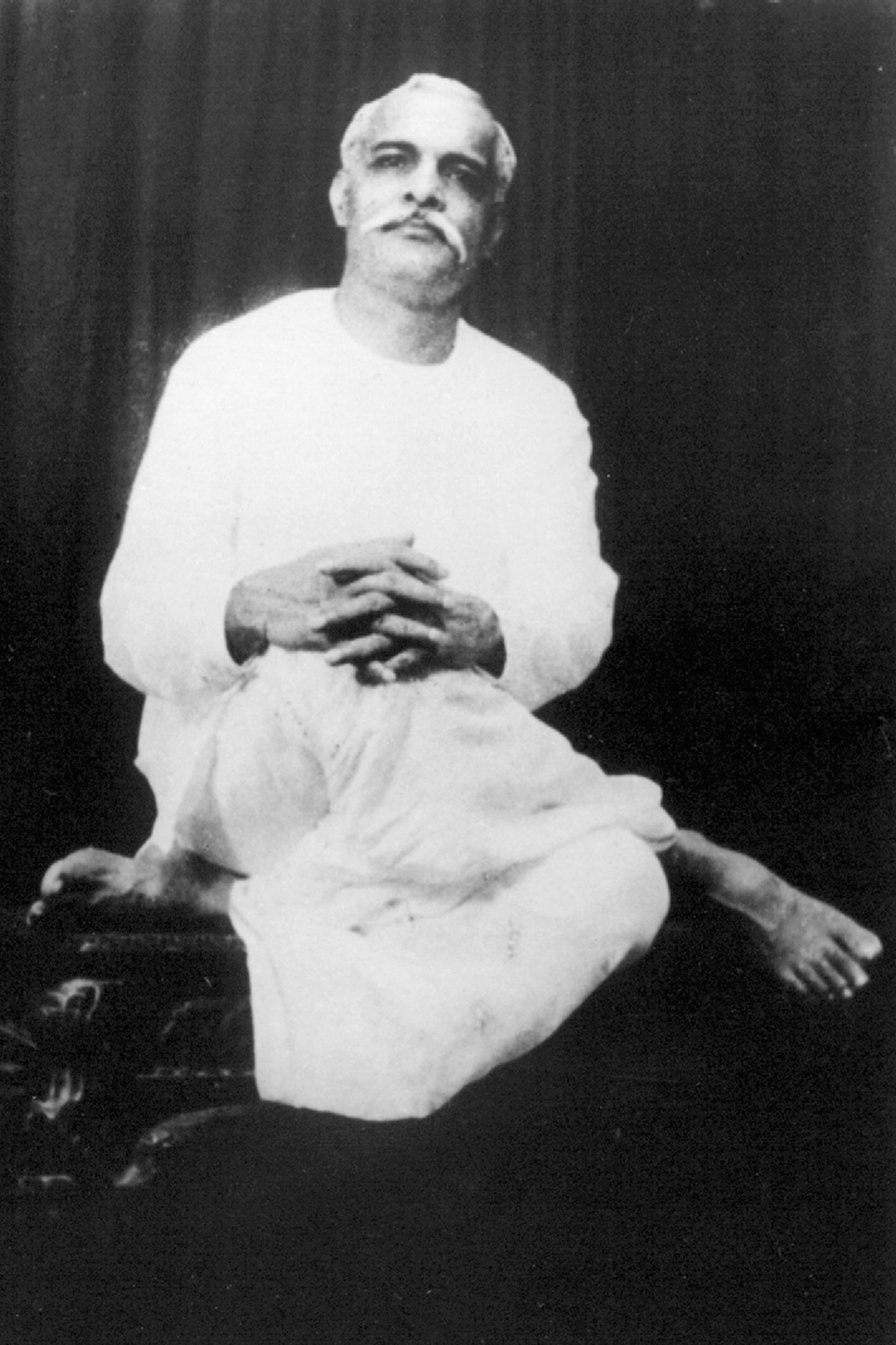 Brahma baba in Tapasya 02
