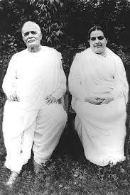 Jagadamba Saraswati Mamma & Prajapita Brahma Baba
