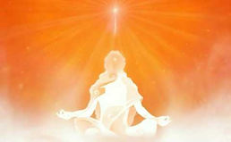 Rajyoga meditation with Shiv baba