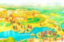 (Lakes) Glance of Golden Age - Heaven - BK