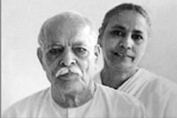 Brahma baba and Did Manmohini