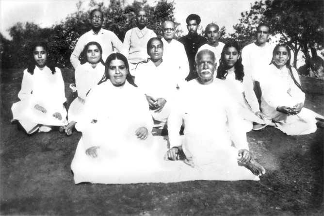 brahma kumaris old photo