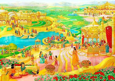 Perfect World - a Glance of Golden Age - Satyug - Heaven - BK