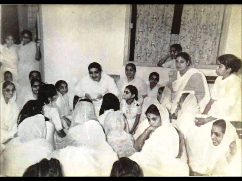 Jagadamba Sarasati (Mamma) with all
