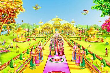 Glance of Golden Age - Satyug - Heaven - New World - BK