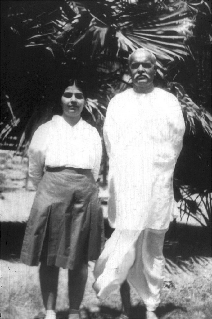 Oldest photos of Mamma Baba together