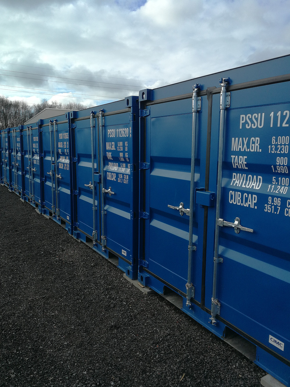 Self-storage Solution for businesses in North Tyneside