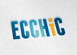 ECCHIC Branding, Informational Booklet and Invitation Design