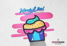 Kandy Like Logo & Website