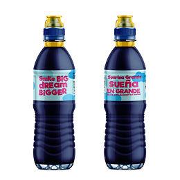 Smile Big Dream Bigger Water Bottle