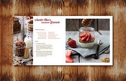 Mr. Coleman's Berry Parfait