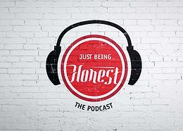 Just Being Honest logo