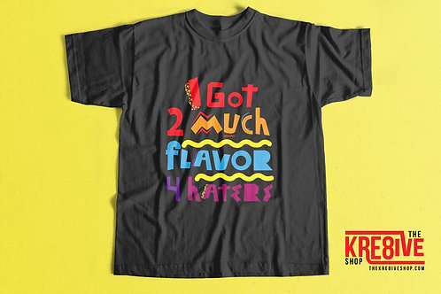 Livin Color Series: Flavor 4 Haters