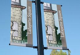 Lafayette Square Banner