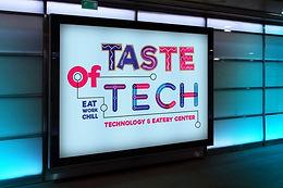 Taste Of Tech Logo