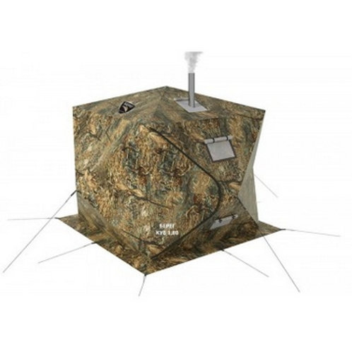 Всесезонная палатка Берег Куб 1.80