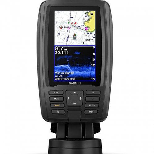 Echomap Plus 42cv с трансдьюсером GT20