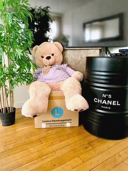 Baril Chanel Art life