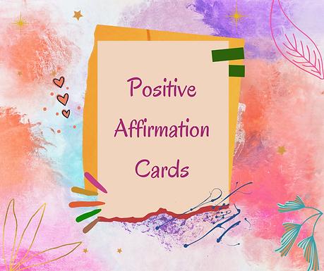 Positive Affirmation & Coloring