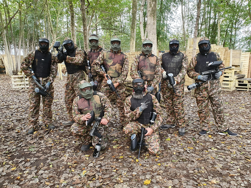 Paintball Ottignies