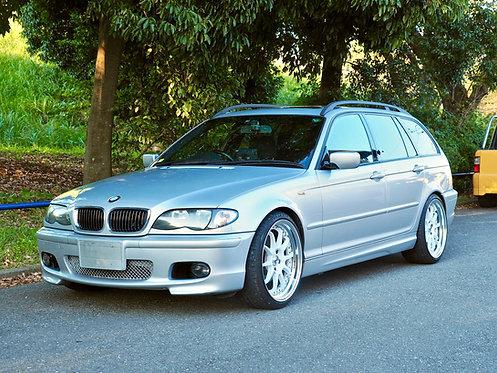 2003 BMW 325i Touring M-Sports