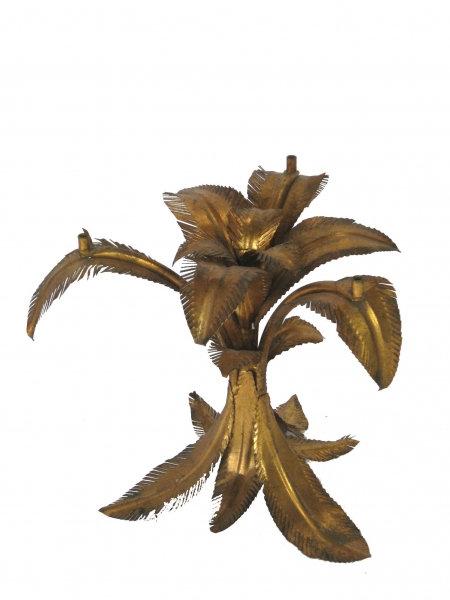 Italian Gilt Palm Table