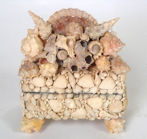 Large Shell Bouquet Box