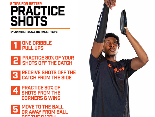 5 Tips For Better Practice Shots