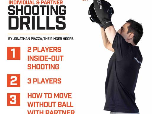 Individual & Partner Shooting Drills