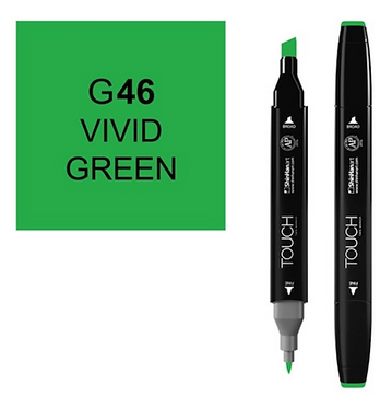 Touch Twin Brush / Marker G46 VIVID GREEN