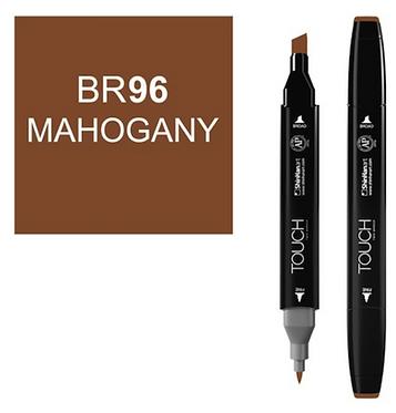 Touch Marker BR96 MAHOGANY