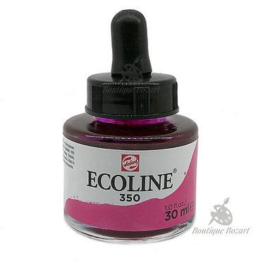 Encre Aquarelle Ecoline 30ml Fuchsia 350