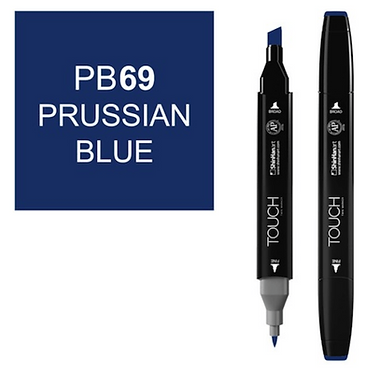 Touch Marker PB69 PRUSSIAN BLUE