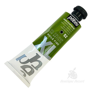 Huile fine XL 37ml Jaune chartreuse 52